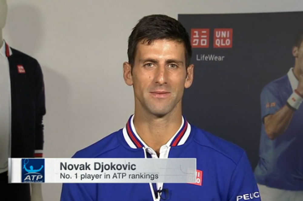 ĐOKOVIĆ: Mnogo mi znače rivalstva sa Federerom i Nadalom!