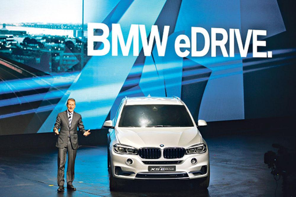 Smanjenje troškova u VW test za Herberta Dajsa