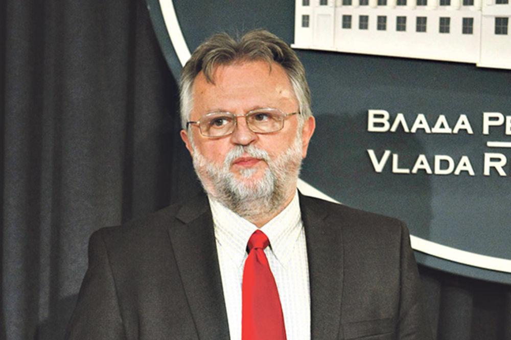 Snima situaciju... Dušan Vujović