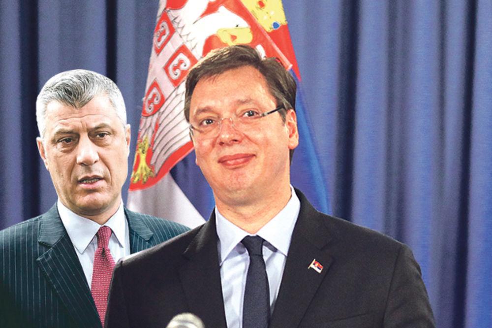 USPEH U BRISELU: Srbi dobili Zajednicu opština, Tači traži jug Srbije