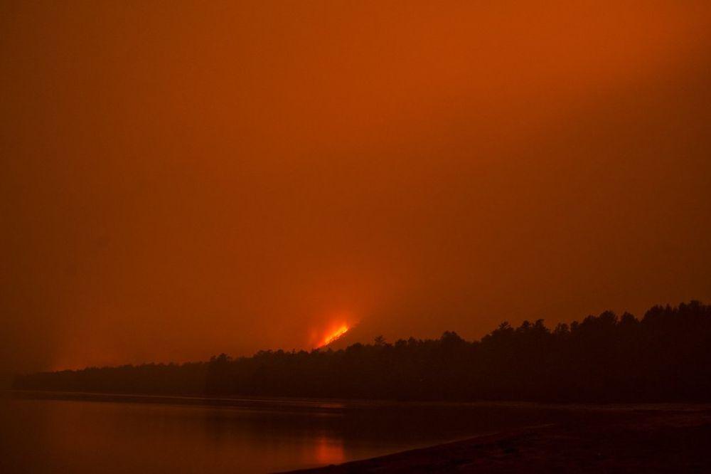 PLAVO SIBIRSKO OKO: Najstarijem jezeru na svetu preti katastrofa