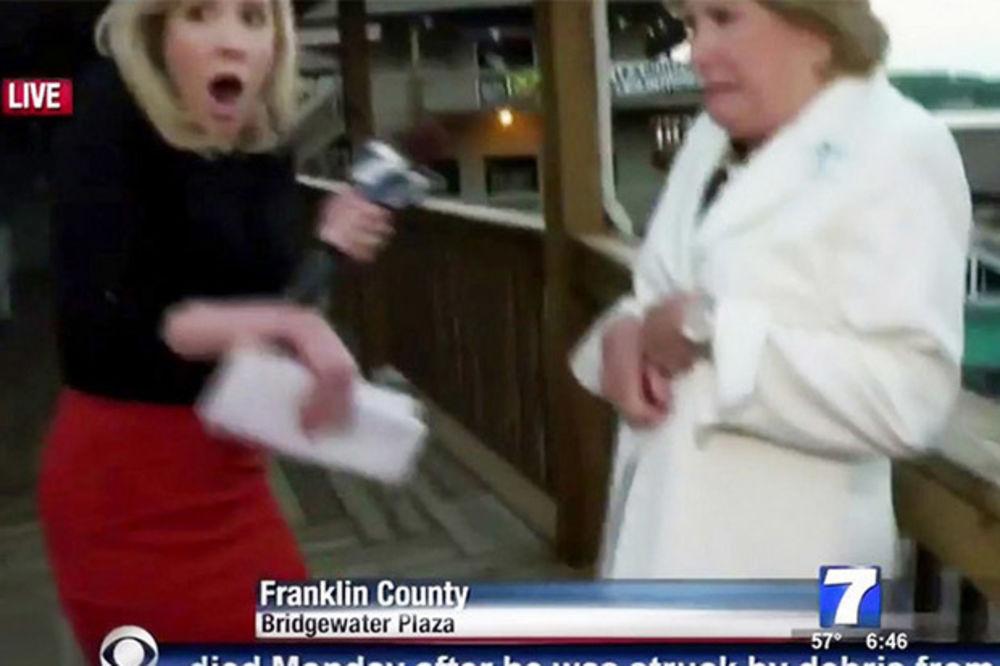 (VIDEO) KRVOPROLIĆE PRED TV U AMERICI: Bivši kolega ubio dvoje novinara tokom prenosa uživo!