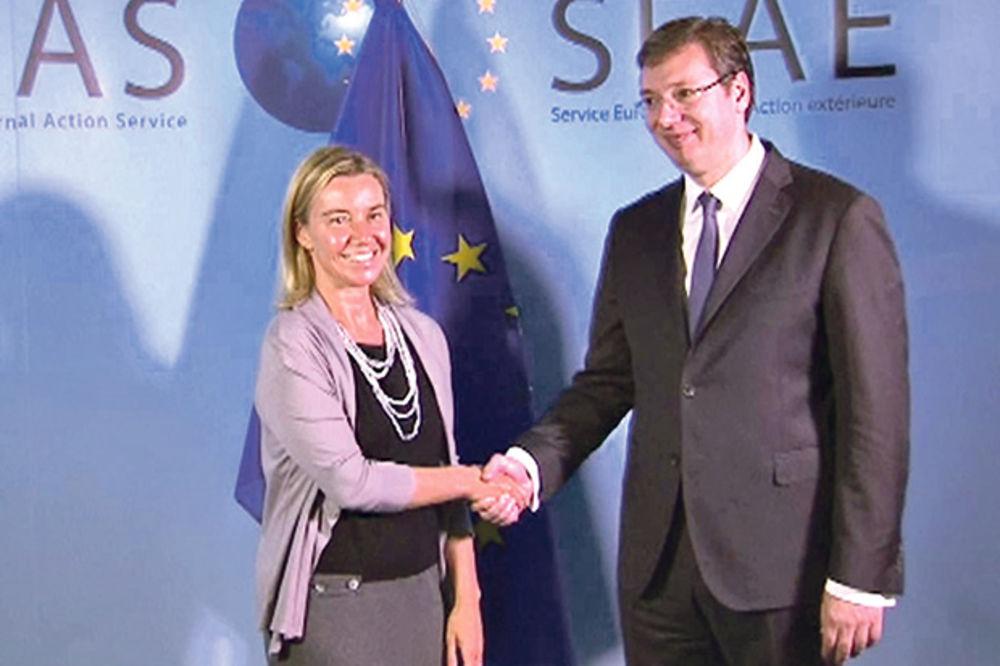 PREGOVORI U BRISELU: Još bez konkretnog dogovora o ZSO, sporna odluka tzv. Ustavnog suda Kosova
