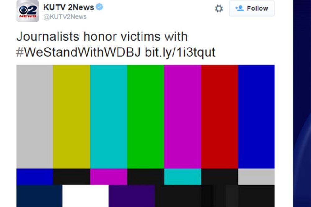 (VIDEO) POČIVAJTE U MIRU: Solidarnost na Tviteru i Fejsbuku s ubijenim američkim novinarima