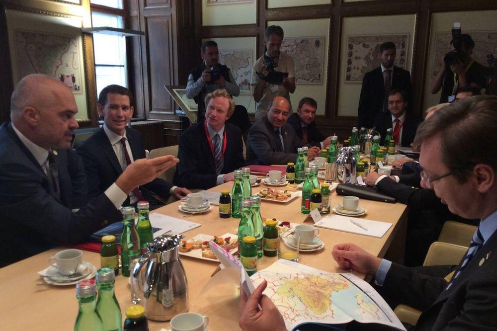 ZA MIR U REGIONU: Na samitu u Beču potpisana Deklaracija o bilateralnim pitanjima
