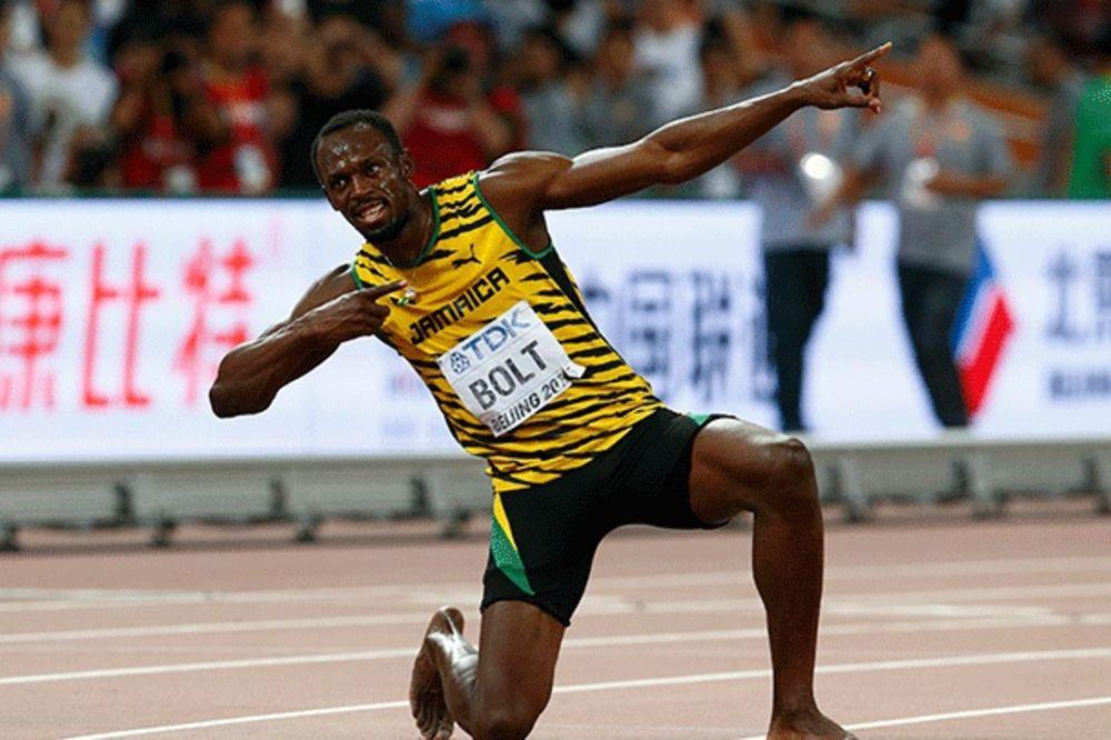 (VIDEO, FOTO) DOMINACIJA: Jusein Bolt pokidao Džastina Getlina i na 200 metara