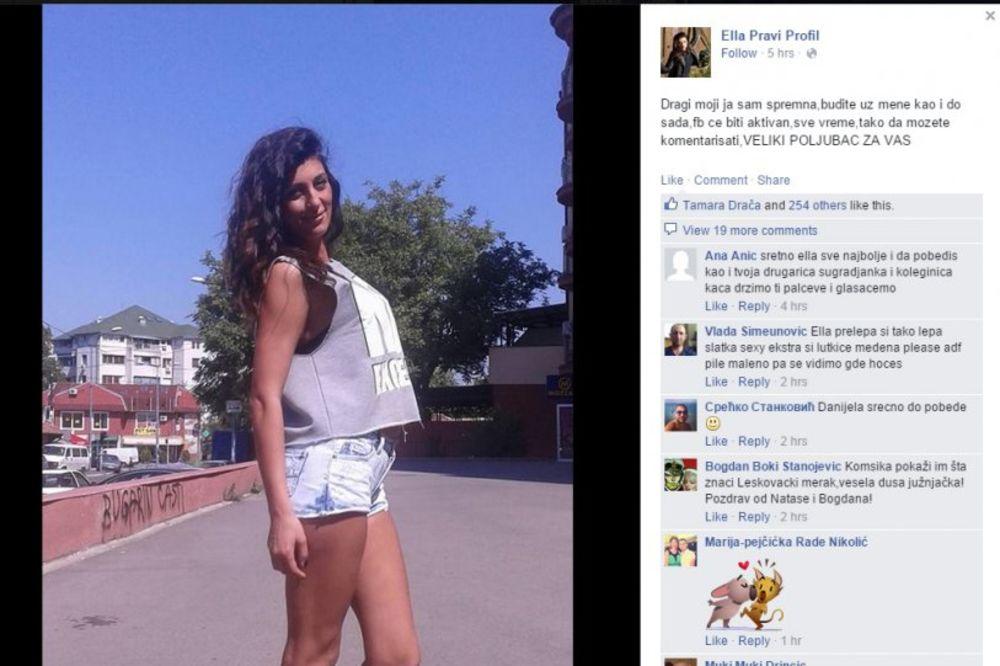 U POSLEDNJEM TRENUTKU: Pevačica odustala od Farme zbog smrtnog slučaja!