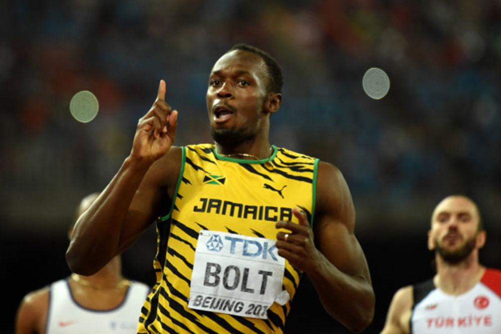 (VIDEO) LUDOVAO POSLE TRKE NA 100M: Evo kako je Korać prokomentarisao duel Bolt - Getlin na 200m