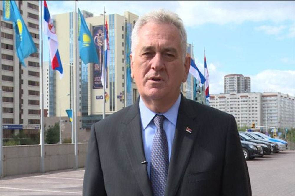 NIKOLIĆ U KAZAHSTANU: Vreme da Srbija konkretno razgovara sa svojim prijateljima