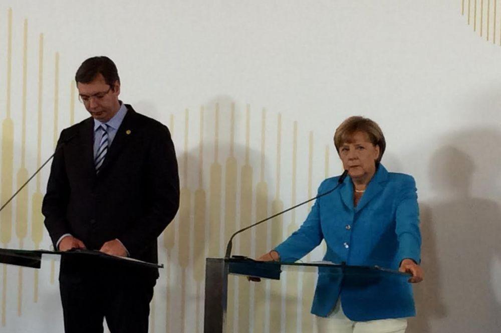 (FOTO) SAMIT U BEČU Merkelova: Srbija značajno bliža otvaranju poglavlja