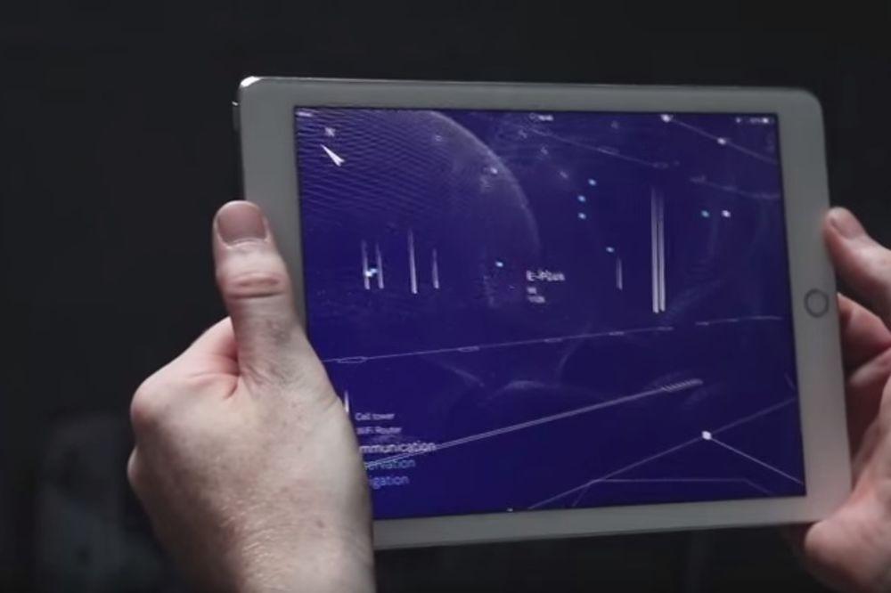KAO U MATRIKSU: Ova aplikacija pokazuje Wi-Fi signale svuda oko nas