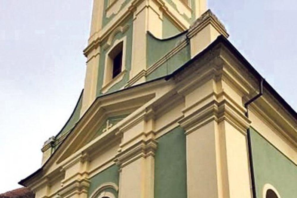 KAMENOVAN HRAM: Hrvati opet oskrnavili pravoslavnu svetinju