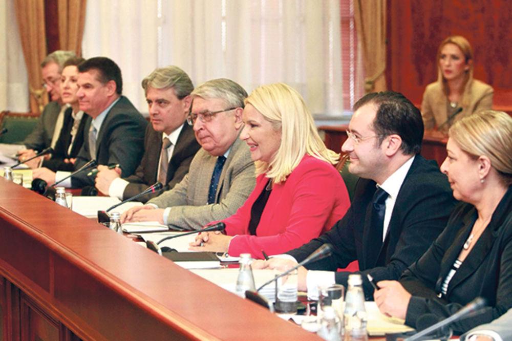 Zorana Mihajlović: Čekam pozitivan izveštaj MMF