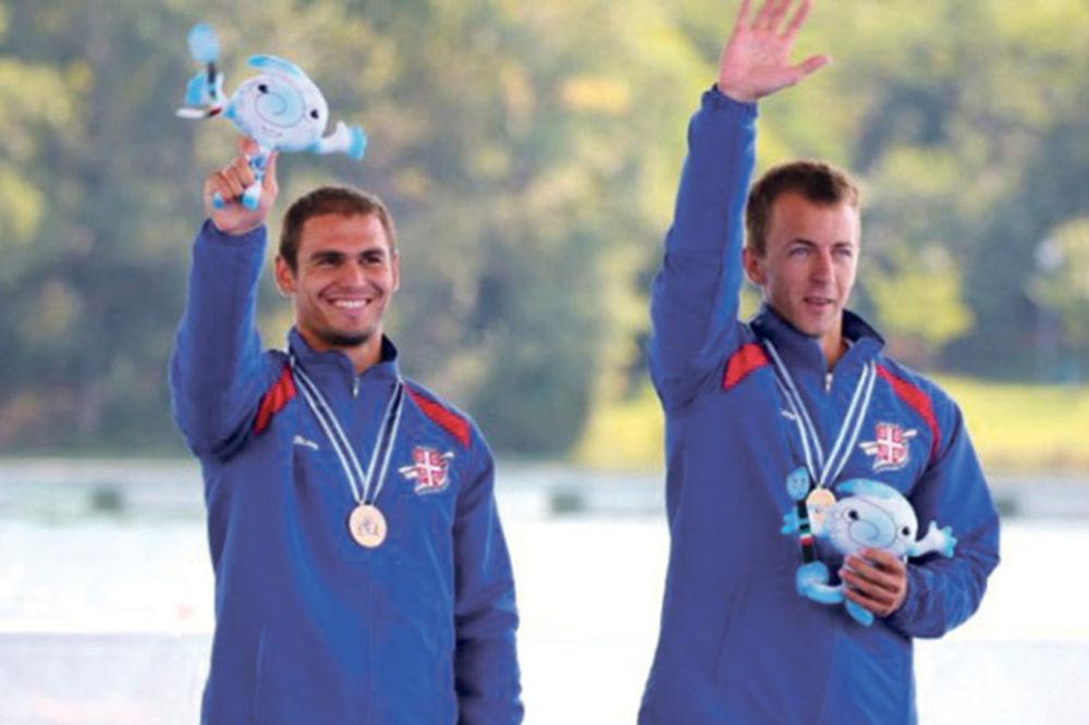 Kajakaši, a sad po medalju u Brazil!