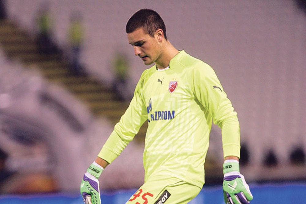 EMOTIVNI RASTANAK OD ZVEZDE: Rajković zaplakao na oproštaju sa saigračima