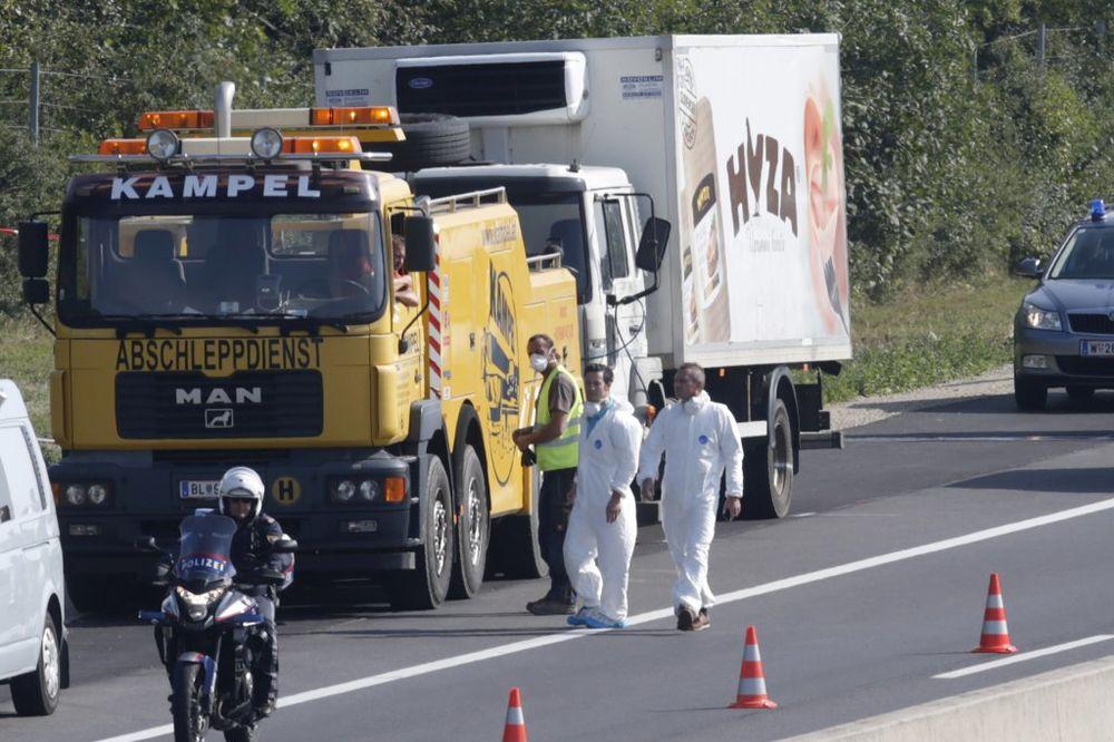 Uhapšen Bugarin, peti osumnjičeni za smrt u hladnjači u Austriji!