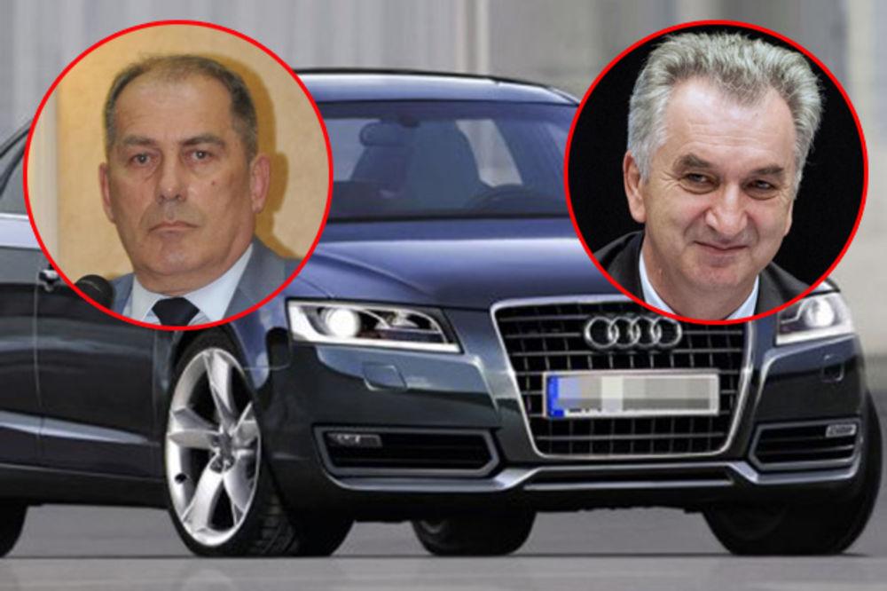 NAROD JE JAKA KOBILA: Bosanski političari iz ćefa kupuju automobile od 50.000 evra!