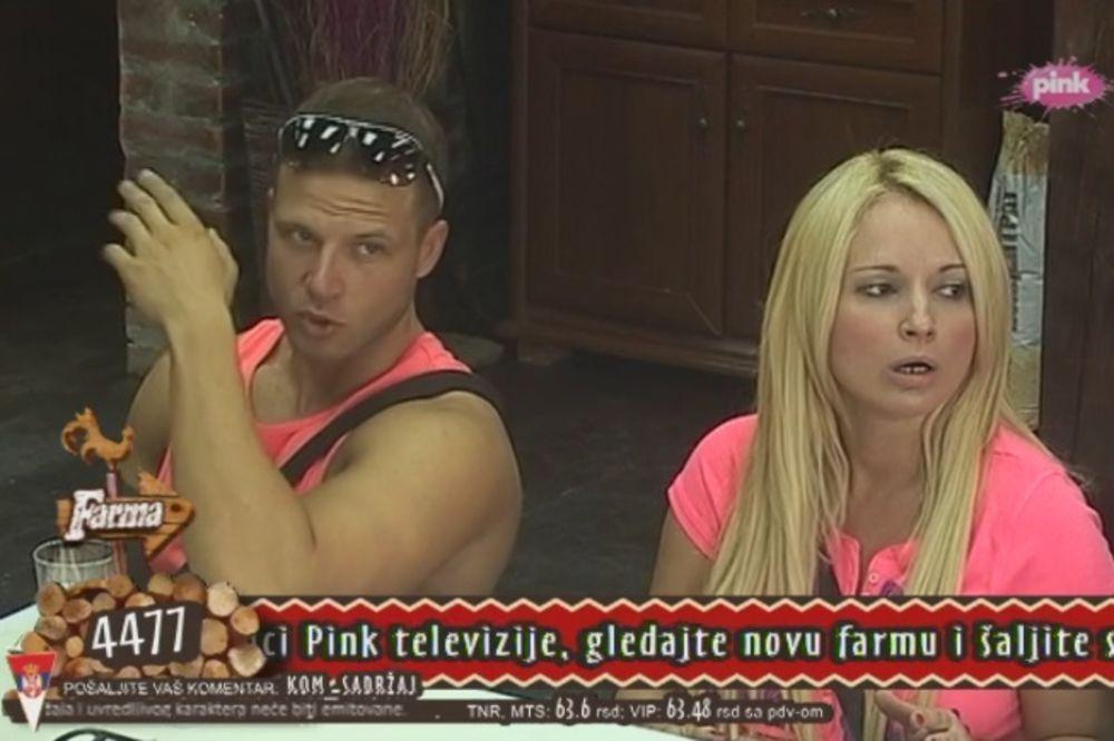MAJA NIKOLIĆ POČELA DA PROZIVA: Milić Vukašinović može da doživi orgazam samo dok ga tučeš
