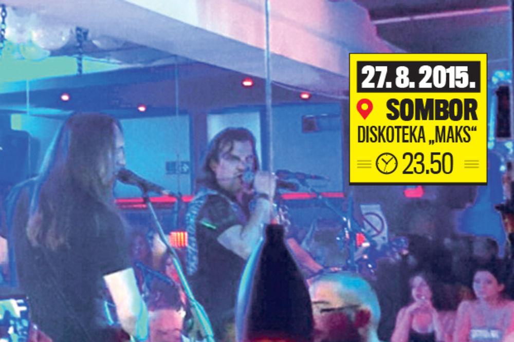 BLAMAŽA: Izmislili da je u Nemačkoj, a Lukas pevao u Somboru!