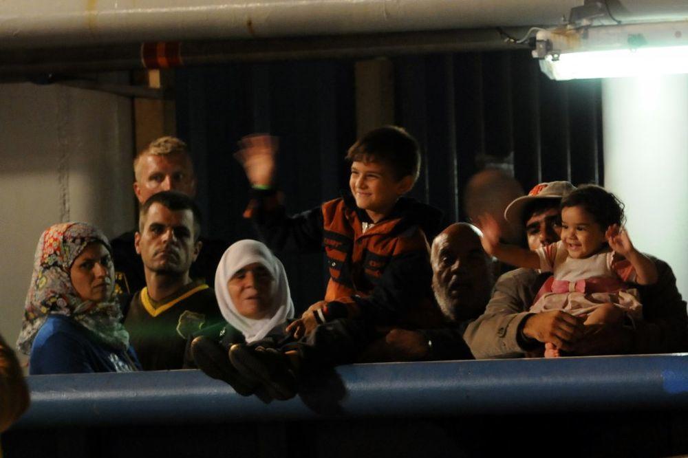 UHAPŠENI KRIJUMČARI UBICE: Krivi za smrt više od 50 migranata na brodu