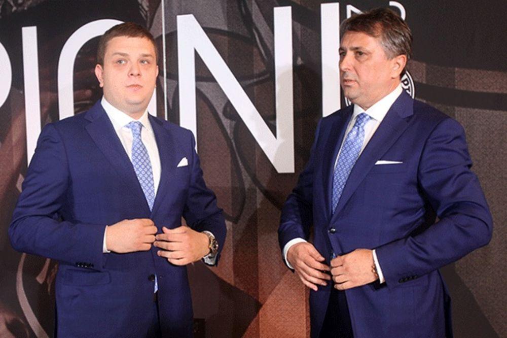 PREDSEDNIK CRNO-BELIH IZ MONTE KARLA: Partizan može do evropskog proleća, stižu pojačanja