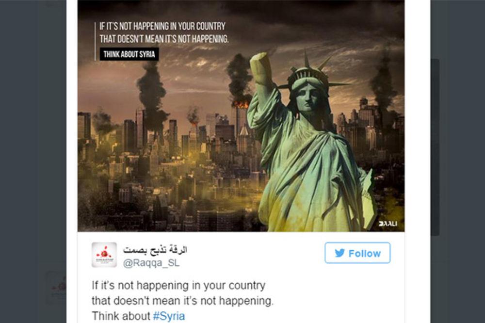 (FOTO) VAPAJ OČAJNIKA IZ SIRIJE: Ako se ne dešava u vašoj zemlji, ne znači da se ne dešava!