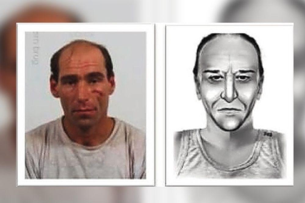 MANIJAK IDENTIFIKOVAN: Ovo je pravo lice čoveka koji je oborio devojčicu (17) s bicikla i silovao!