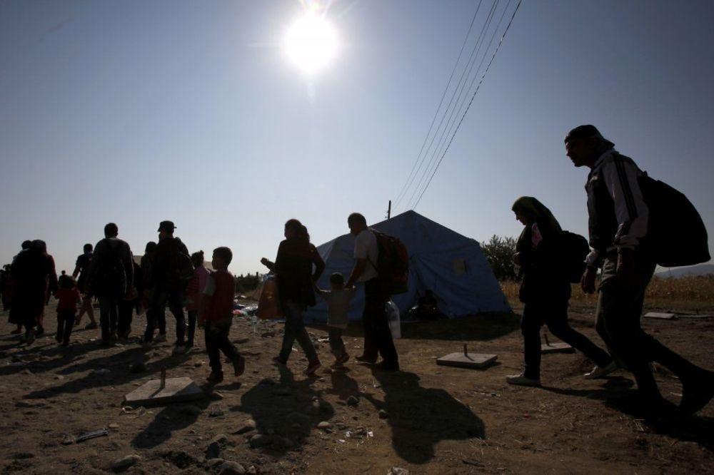 Foto: AP/Boris Grdanoski