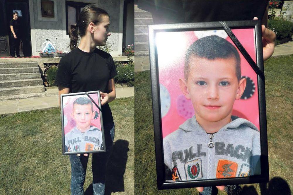 SRCE DA PREPUKNE: Nemanju (8) ubila struja pred malim bratom, ocem i majkom!