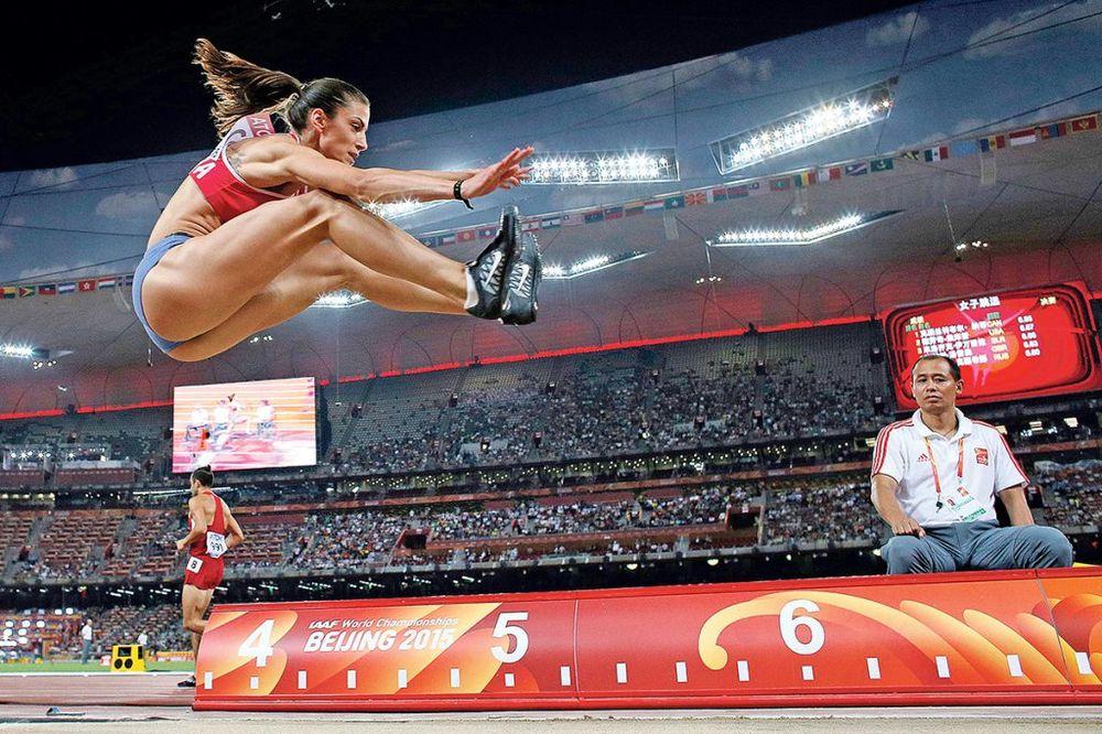 KURIR U DOMU RODITELJA IVANE ŠPANOVIĆ: Ne brini se, ćerko, Rio će te pozlatiti