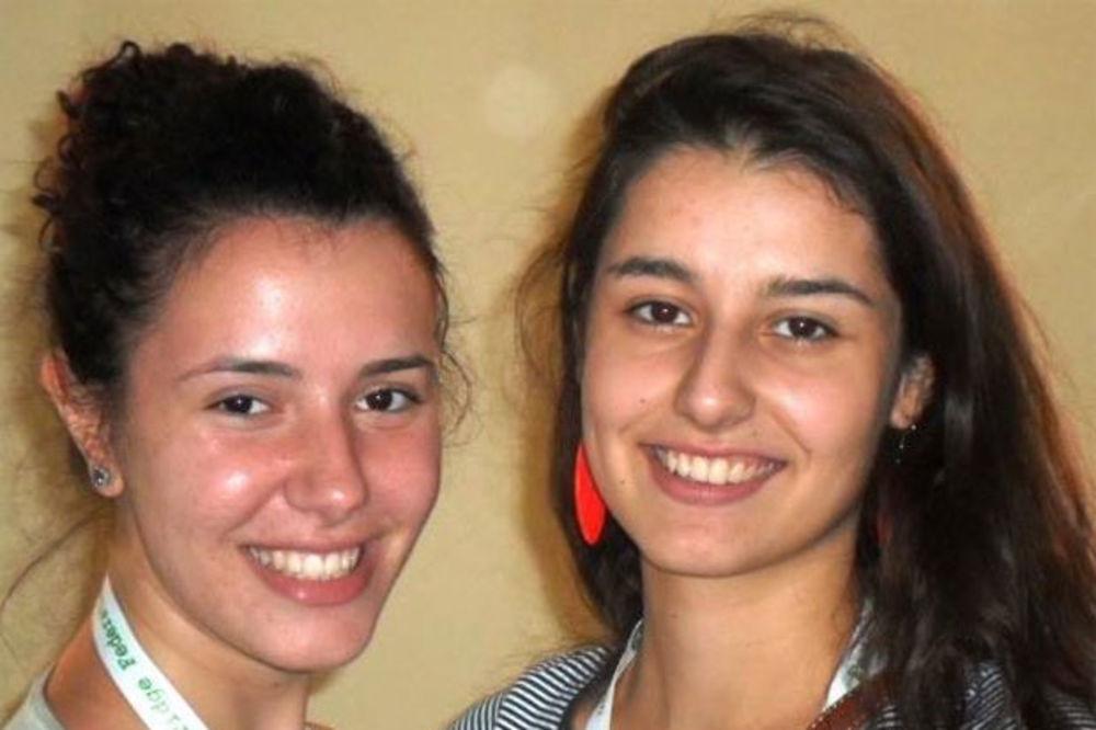 SRBIJA IMA PLANETARNE ŠAMPIONE: Jovana i Selena najbolje na svetu u bridžu!