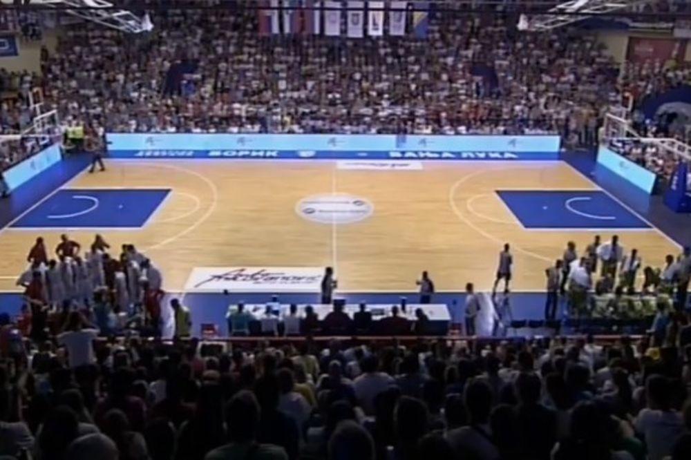 (VIDEO) TAKO TO RADE ORLOVI: Teodosić i Erceg digli na noge navijače u Banjaluci