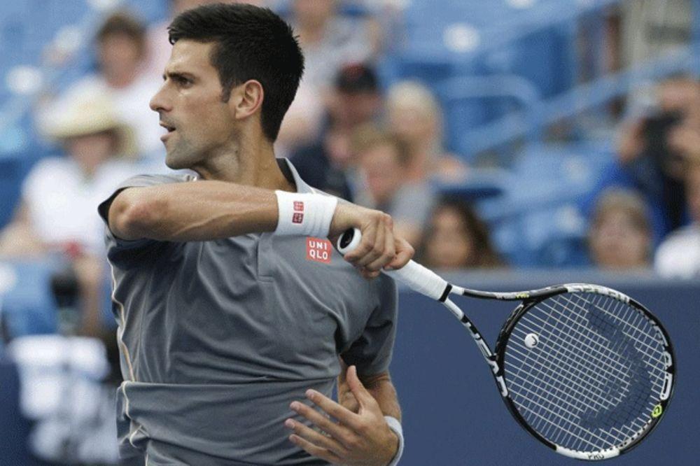 KREĆE US OPEN: Iznenadiće vas šta Đoković misli o Federeru i Nadalu