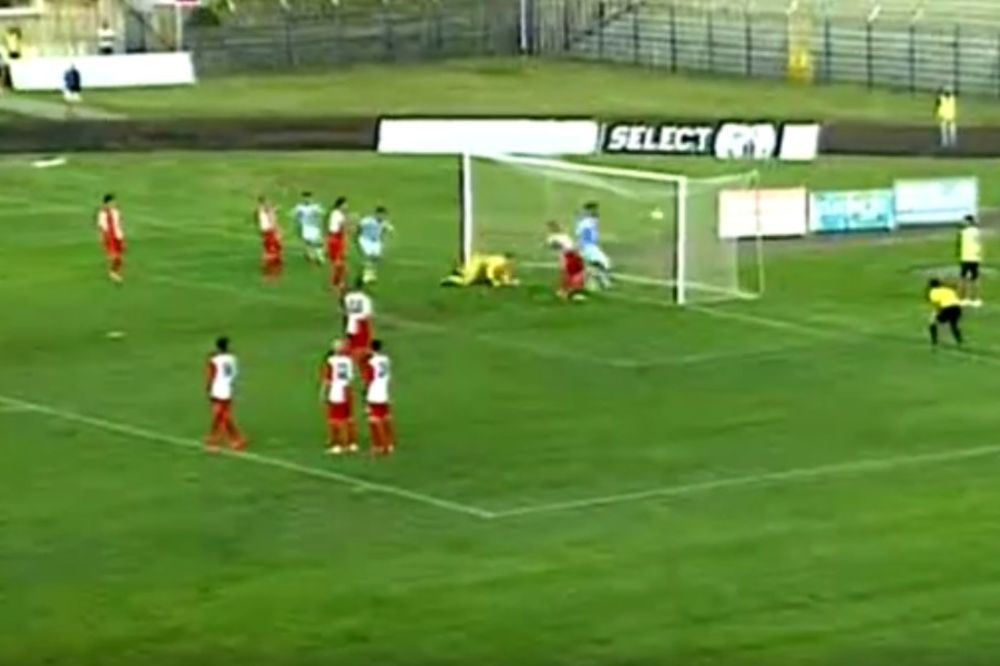 (VIDEO) NOVOSAĐANI PALI U SUBOTICI: Spartak pobedio Vojvodinu golom u 93. minutu