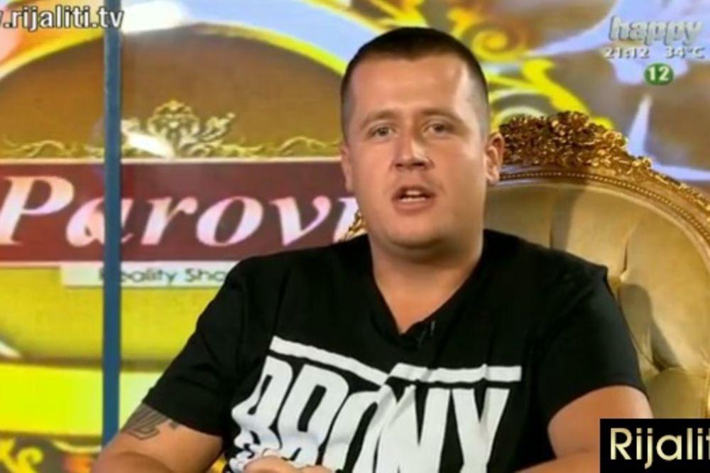 NASILJE U PAROVIMA: Slađa razbila nos Marku Peroviću!
