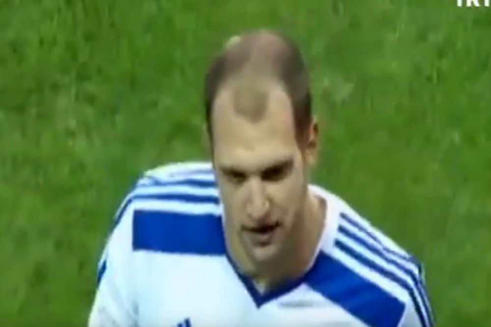 (VIDEO) MAESTRALAN GOL KOJIĆA: Bivši fudbaler Partizana doneo sva tri boda Gacijentepu