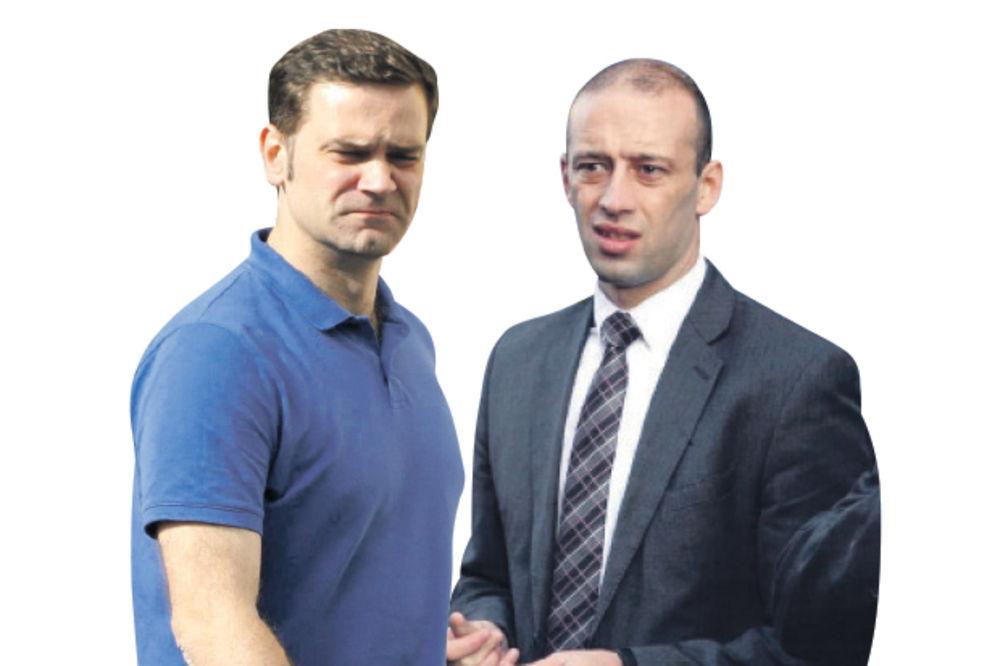 DS U KAMPANJI: Borko Stefanović udario na Kenu