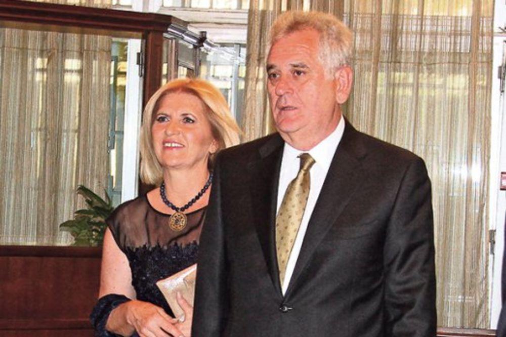 BIĆE NAM PRVA DAMA I NEIMAR:  Dragica Nikolić sad zida mostove?