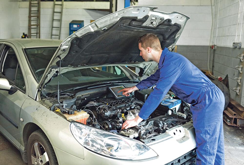 Automehaničar, Tehnički Pregled, Auto Servis