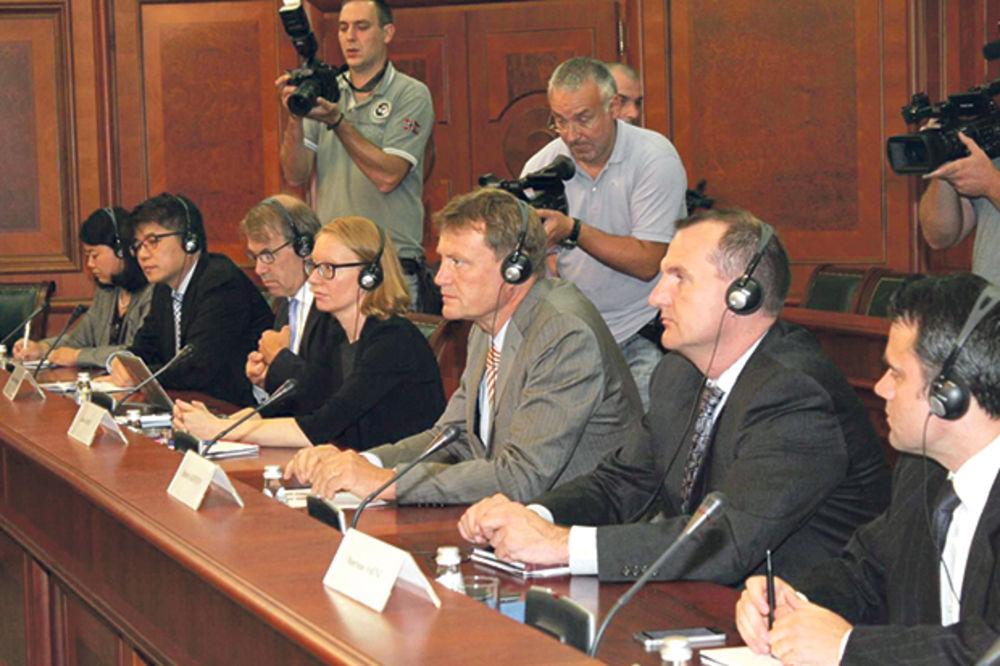 MMF iz Srbije ide zadovoljan
