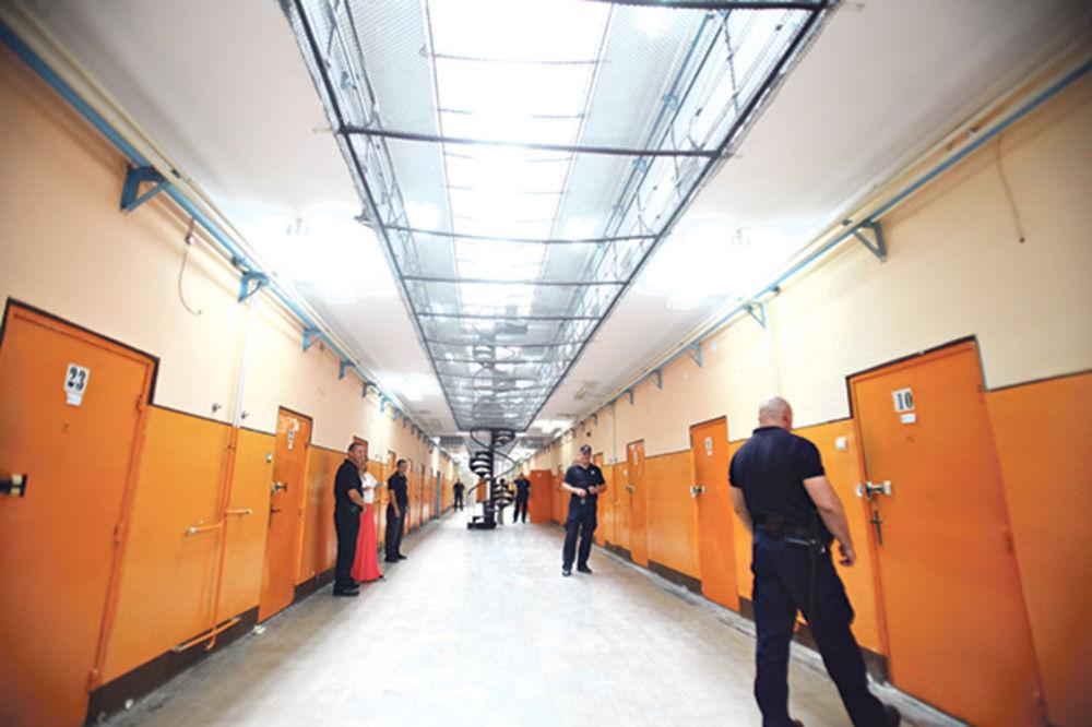 PONOVO DOLIJAO: Uhapšen zatvorenik koji je pobegao iz Zabele