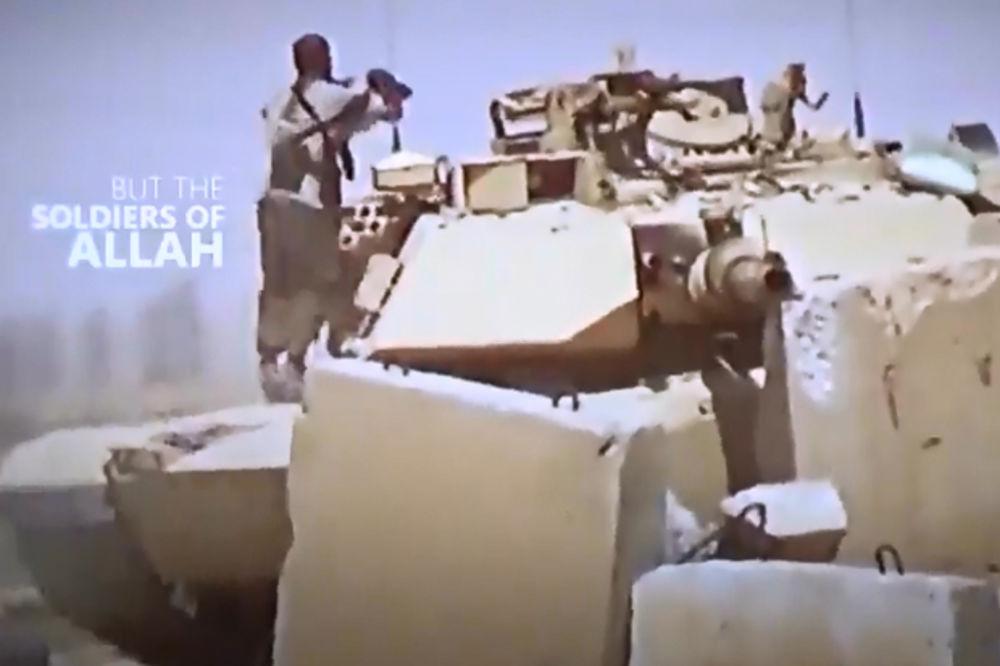 (VIDEO) SNIMILI SPOT DA IH CEO SVET RAZUME: Islamska država pesmom rešila da nas sve zaplaši