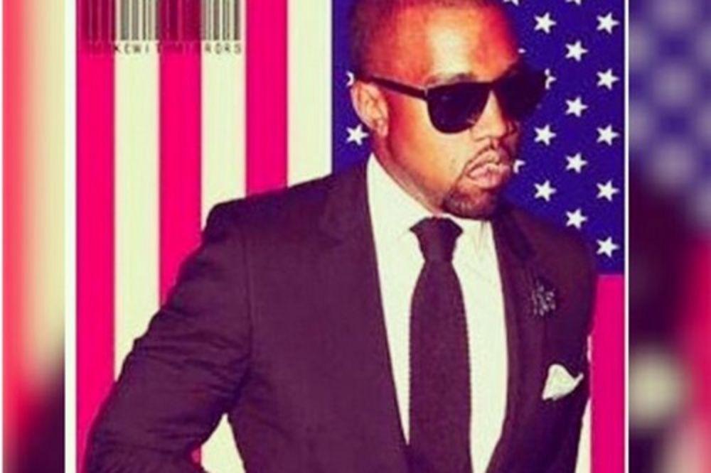 KANJE VEST: Kandidovaću se za predsednika Amerike!