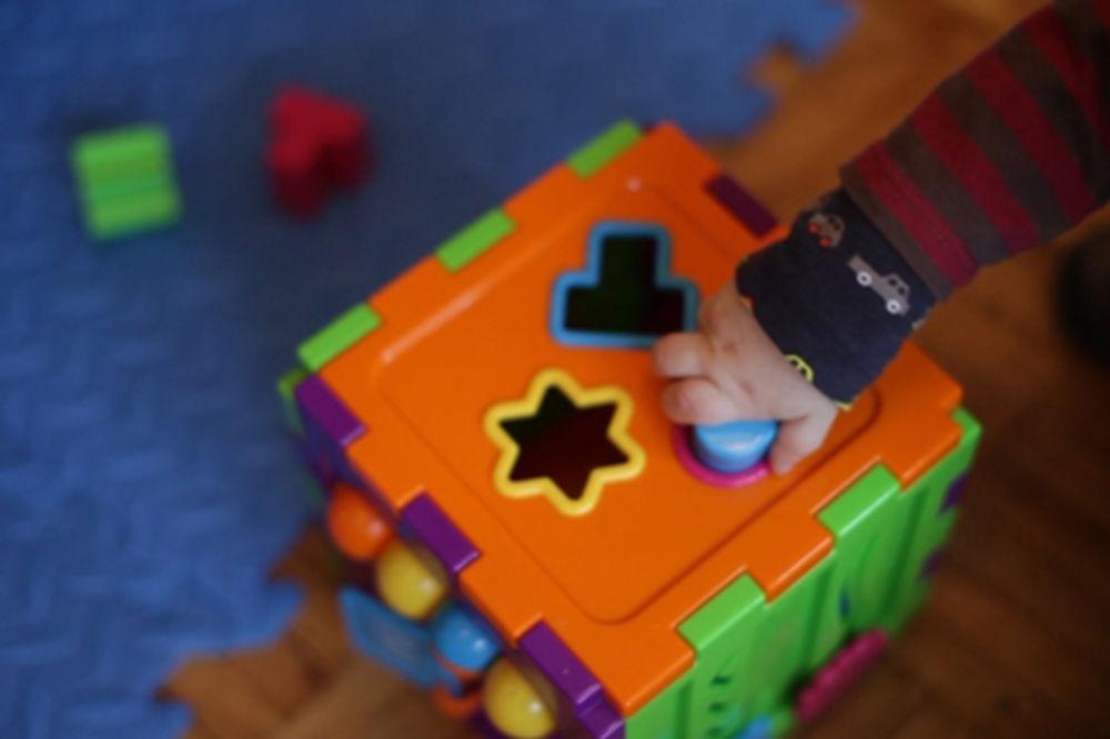 Pravilan izbor igračaka za dete