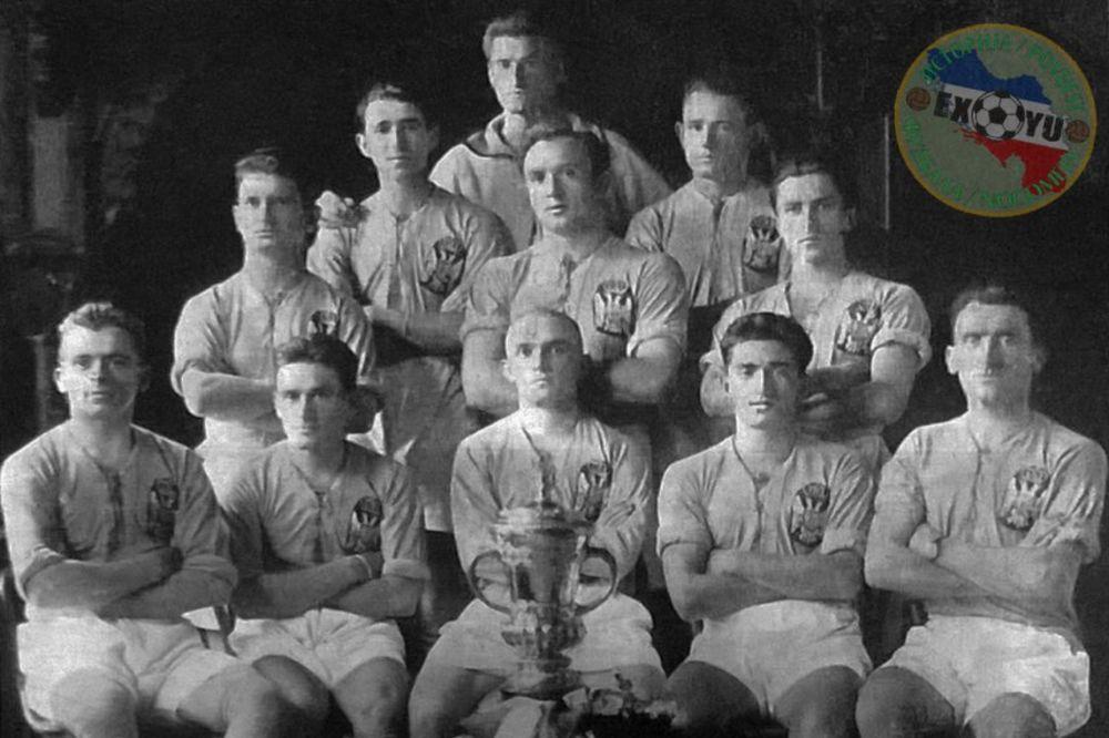 OVO NISTE ZNALI: Prva braća Srbi koji su zaigrali za reprezentaciju