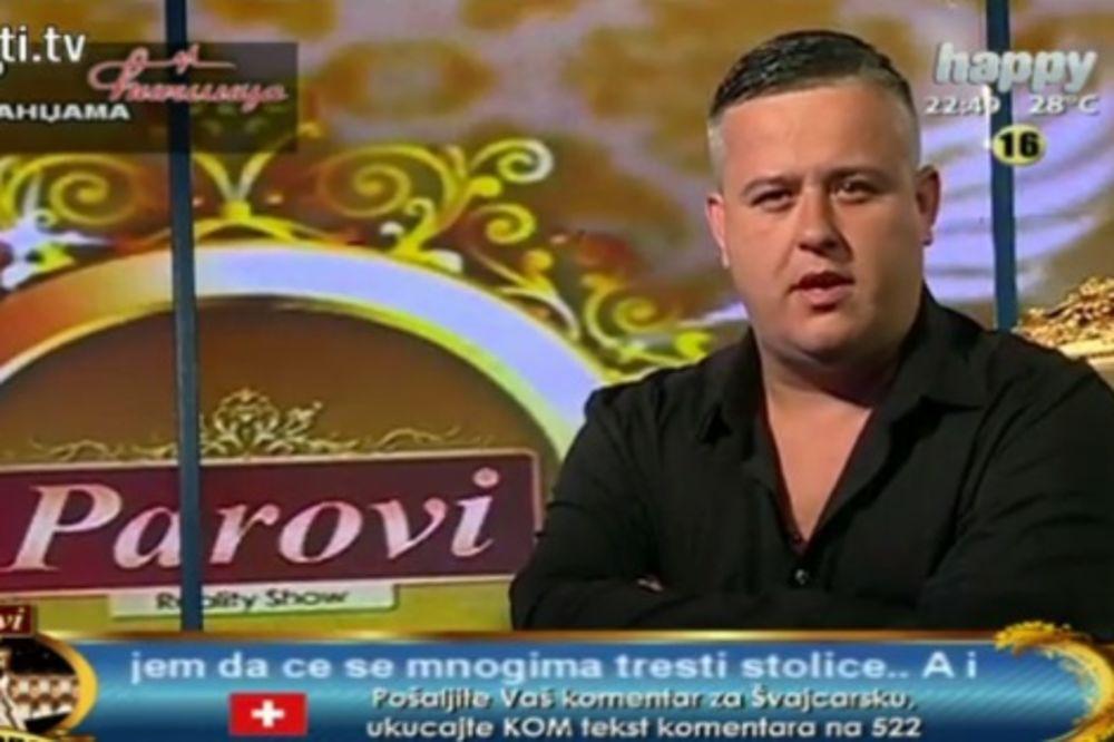 PRODUKCIJA PAROVA IZNENAĐUJE: Nemanja Nikolić ušao u rijaliti, niko nije izbačen!
