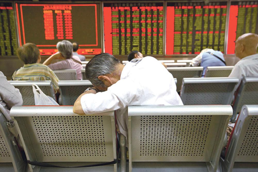 STRAH: Kineske berze drmaju Evropu