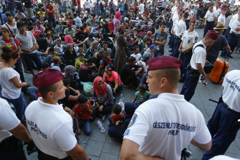 HITAN PLAN EU: Zemlje Unije treba da preuzmu 160 000 izbeglica iz Grčke, Italije i Mađarske
