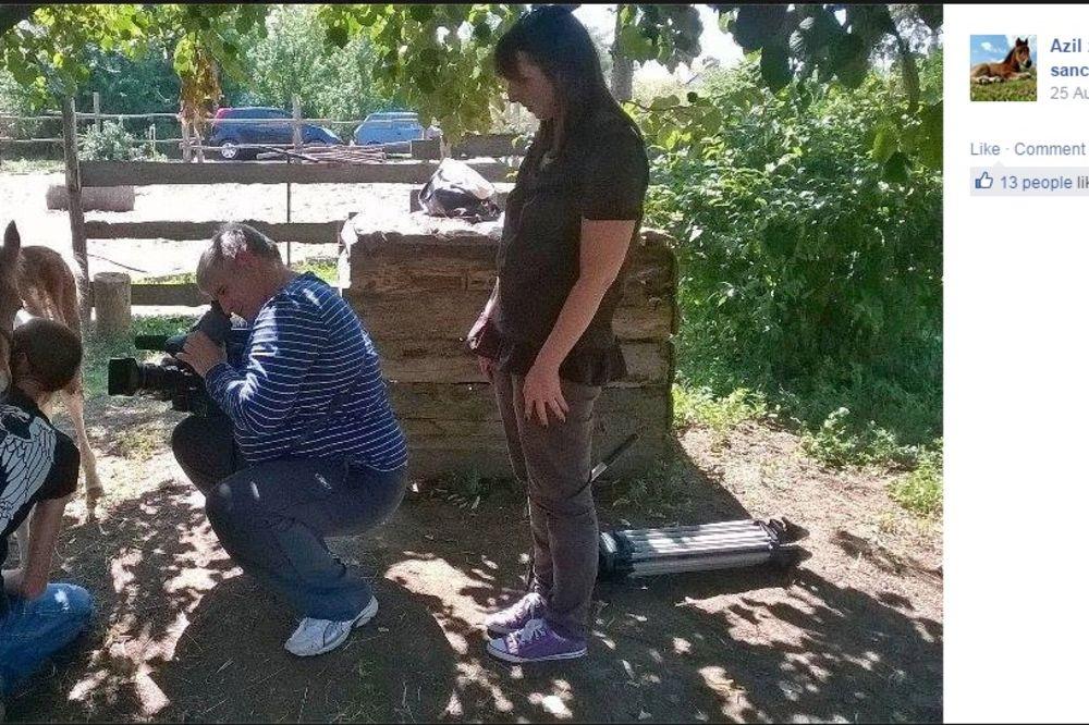 UMESTO U KLANICU, POSLATI U RAJ NA ZEMLJI: Otvoren prvi azil za konje u Lapovu!
