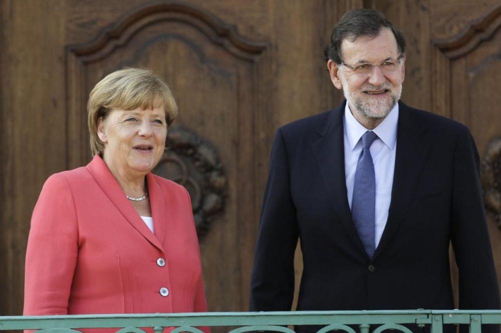 BLIŽI SE KATALONSKI REFERENDUM, MERKELOVA: Zakoni EU se moraju poštovati